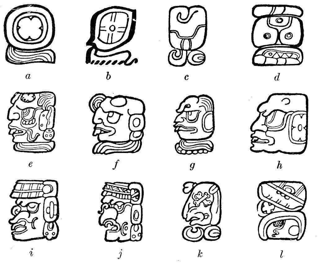 File Maya Hieroglyphs Fig 34