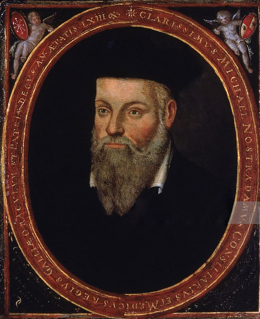Archivo:Nostradamus by Cesar.jpg