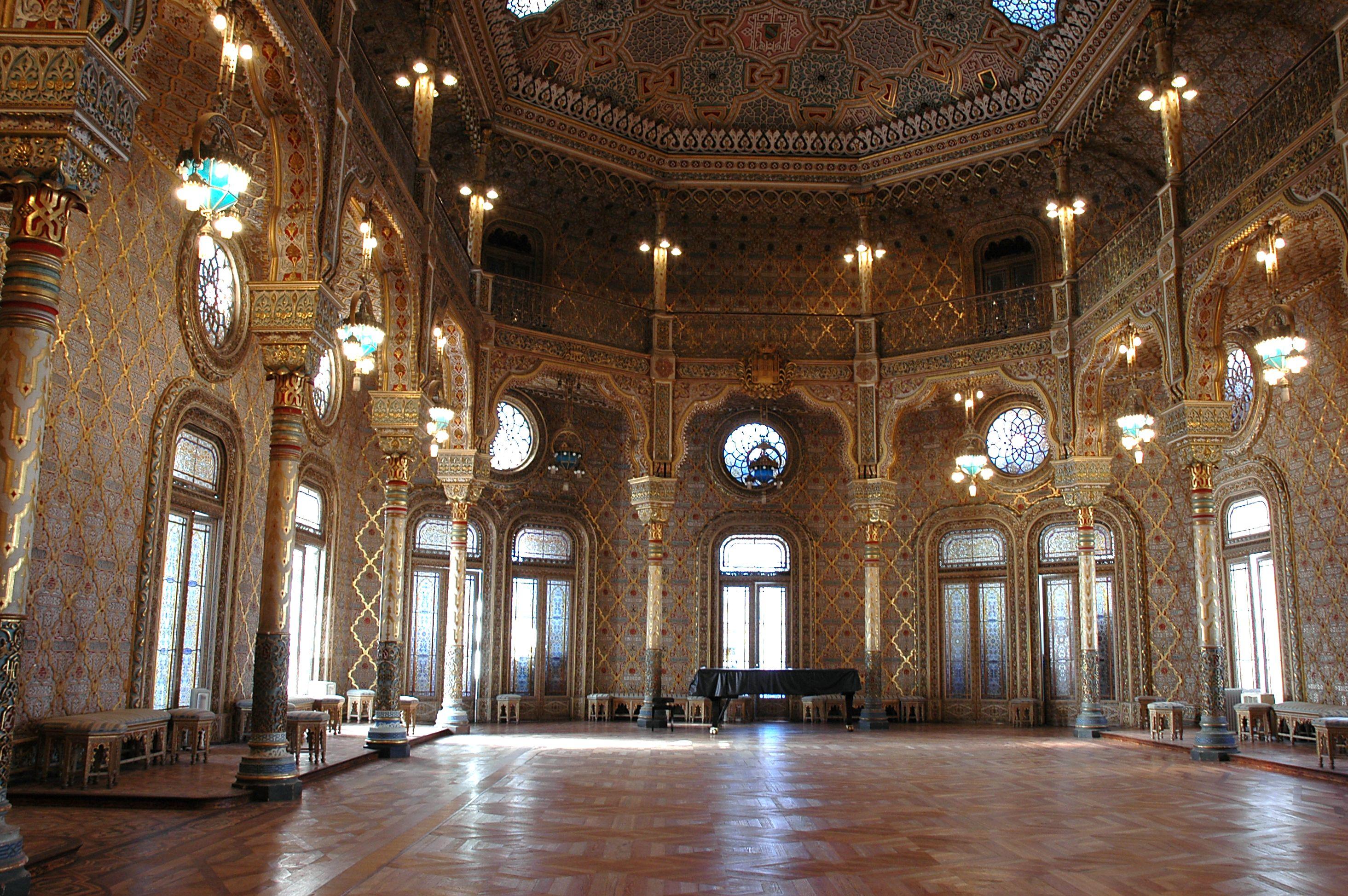 Palácio da Bolsa - interior