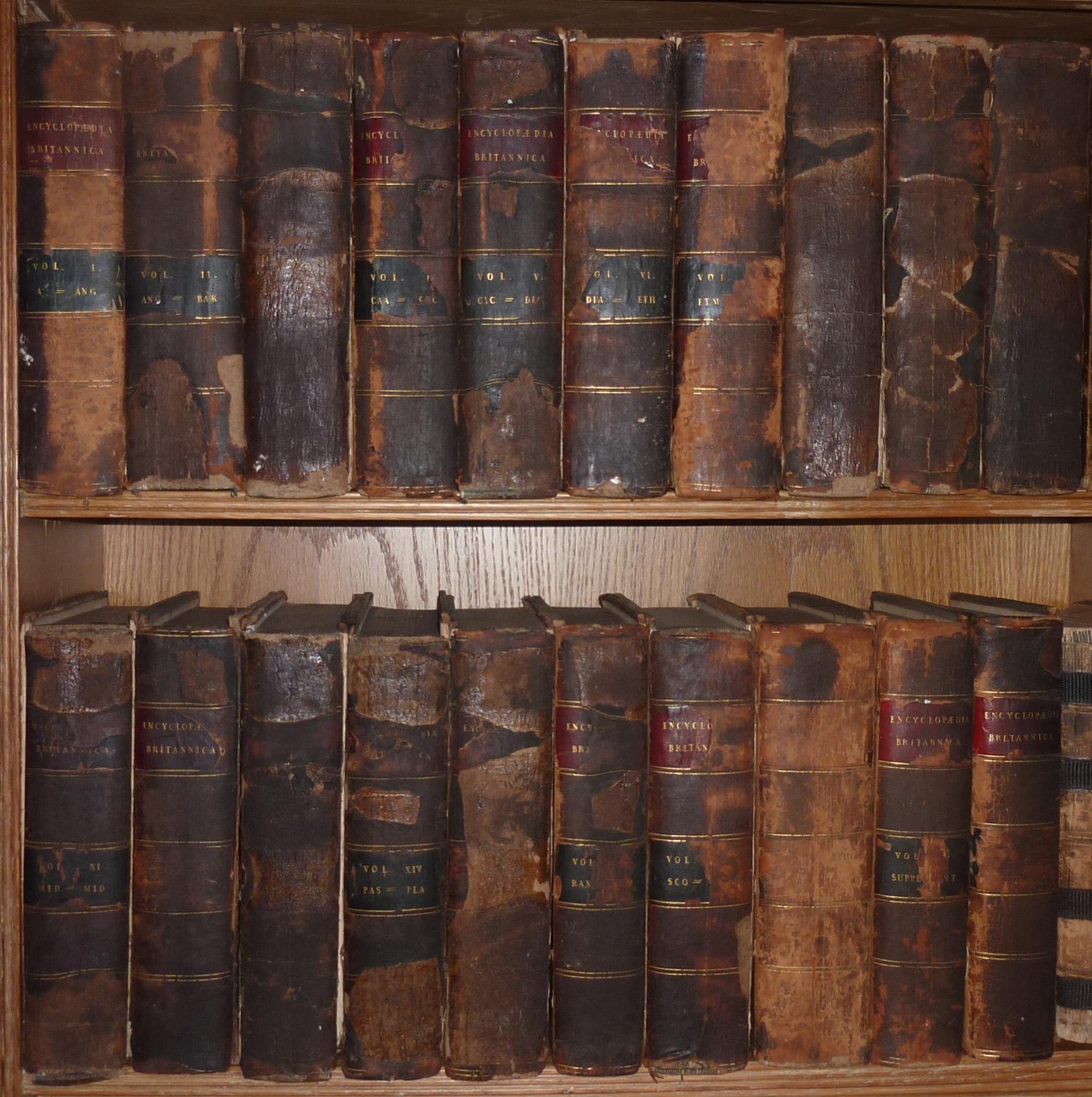 Encyclopædia Britannica, 3e édition (1797)