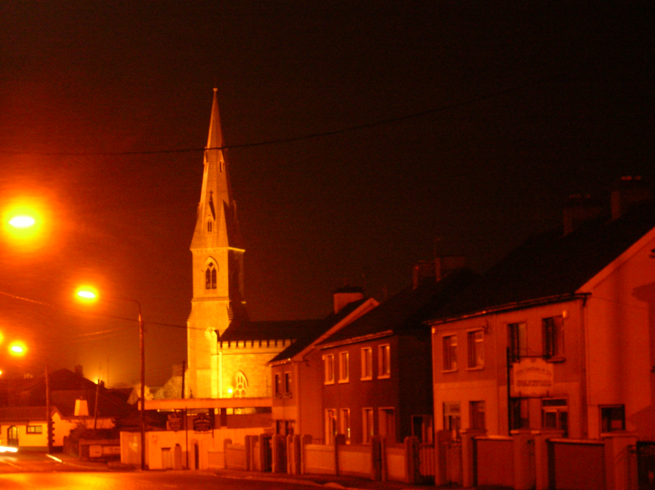 English: Ennis, County Clare, Ireland