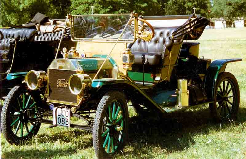 1910 Runabout