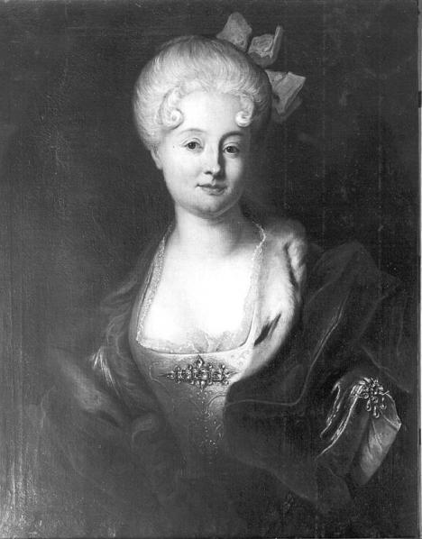 Cosel, Anna Konstanze Gräfin von, geb. Brockdorff