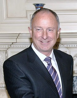 Dermot Ahern, TD, Minister for Justice of Ireland