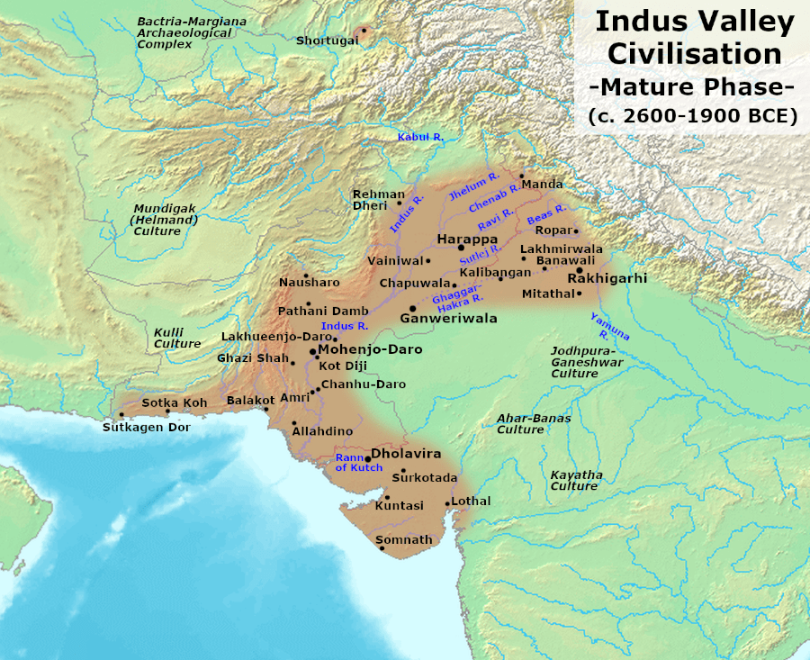 Indus River Valley Civilizations Article