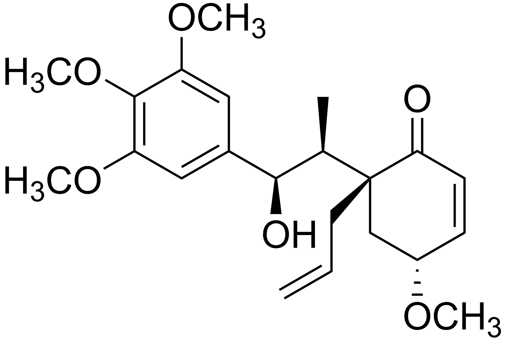 Megaphone Molecule