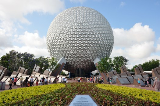 Spaceship Earth, Epcot, Bay Lake, Florida