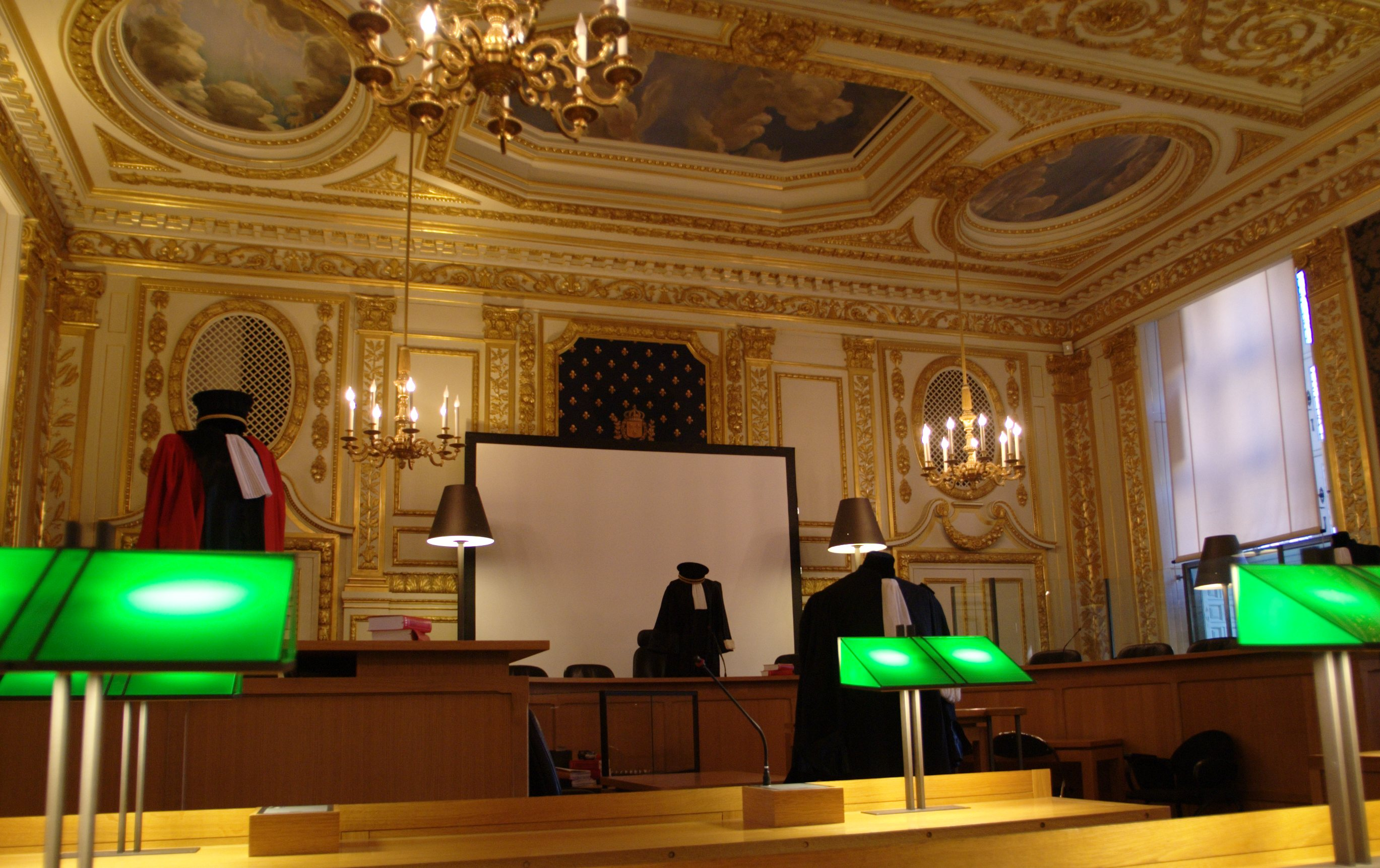 Cour D Assises France Wikiwand