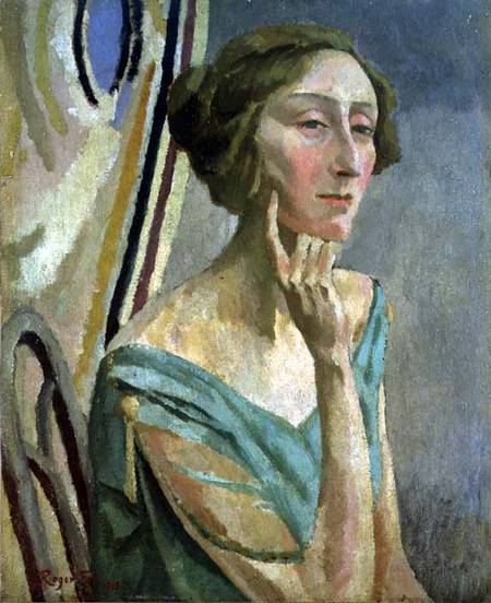 English: Portrait of Edith Sitwell (1887-1964)