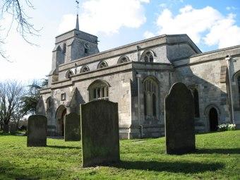 Eaton Bray Church.
