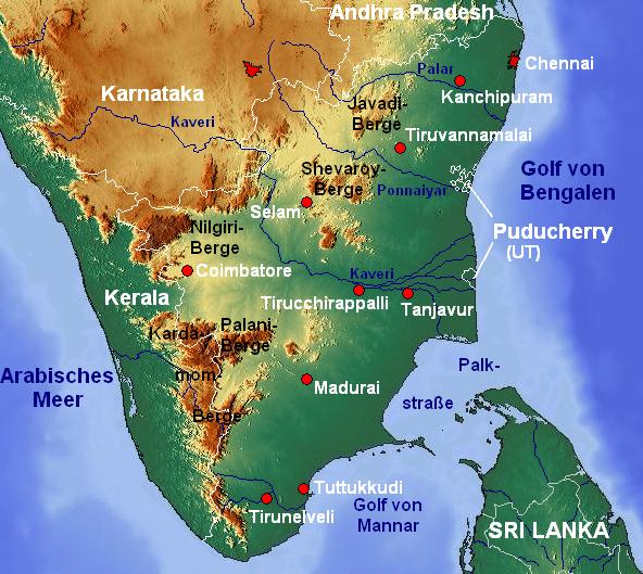 File:Tamil Nadu topo deutsch mit Gebirgen.png