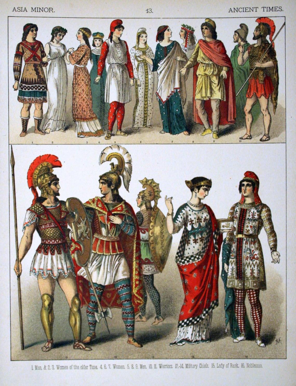 %name Greek Fashion
