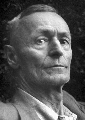 English: Hermann Hesse, Nobel laureate in Lite...