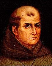 Spanish missionary Junipero Serra, native of P...