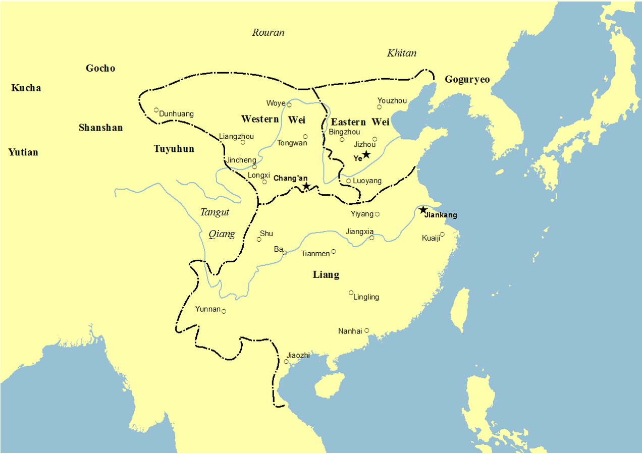 File Northern And Southern Dynasties 3