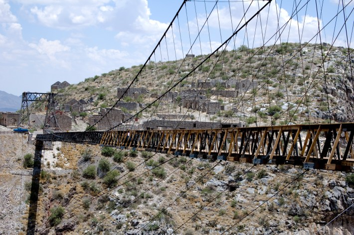 Image result for Puente de Ojuela, Mexico