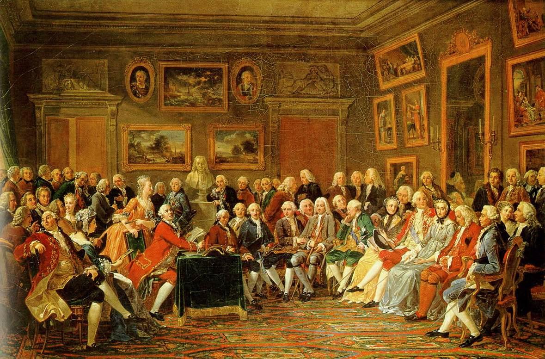 literarischer salon wikipedia