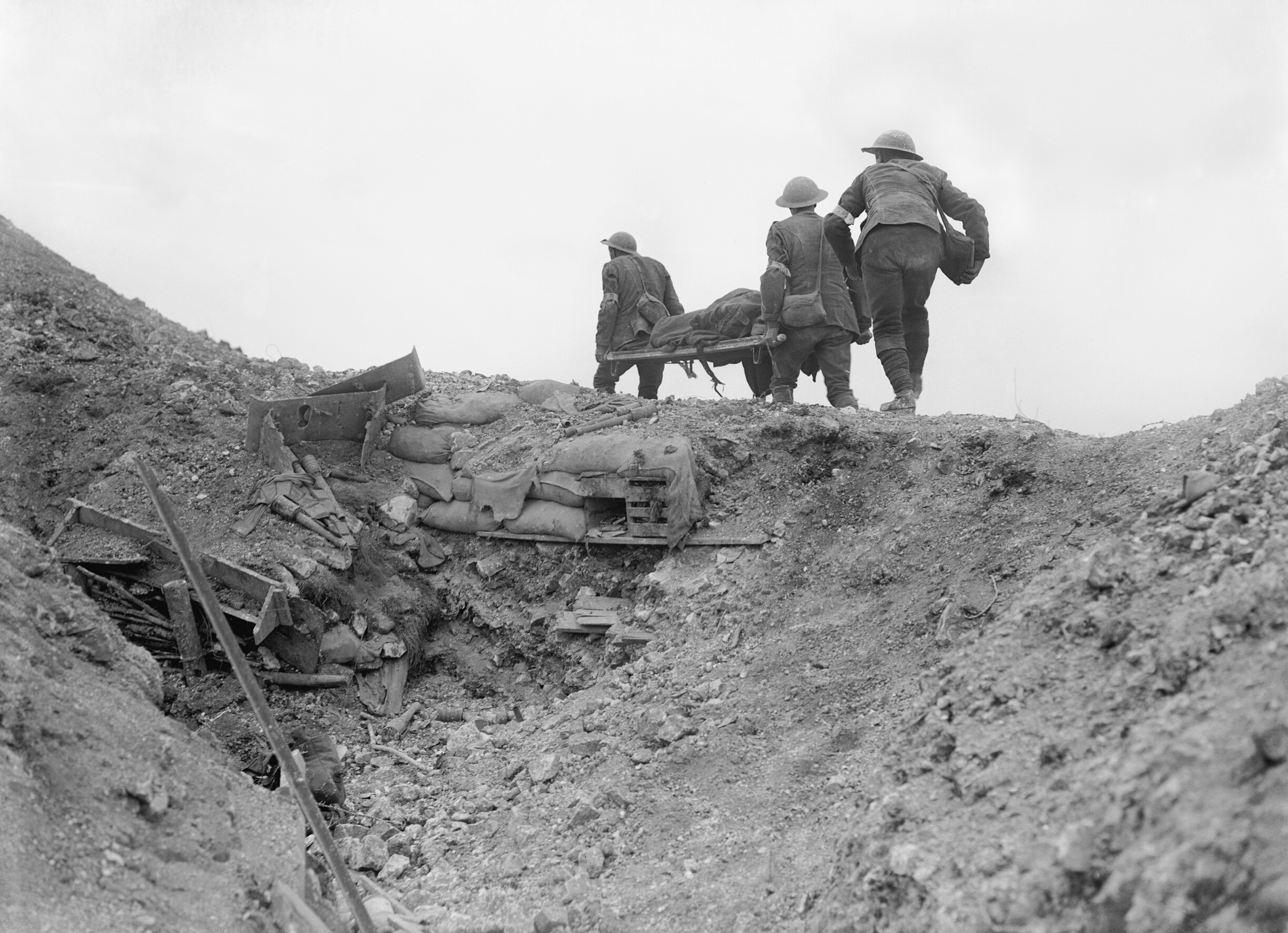 The Great War: July 1, 1916: The First Day of the Battle of the Somme