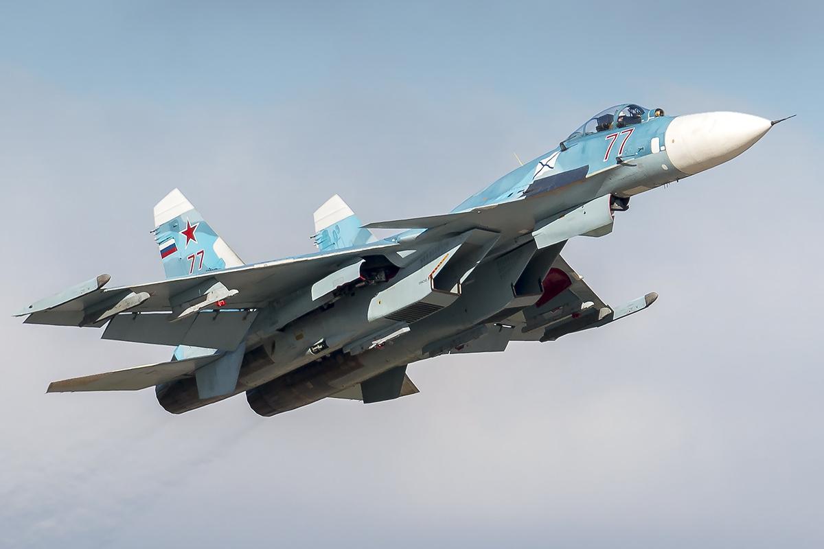 Sukhoi Su-33 - Wikipedia