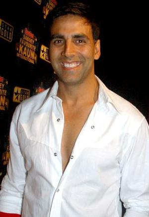 English: Indian actor Akshay Kumar