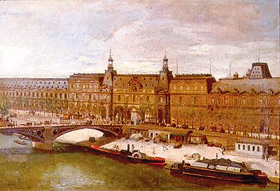 Ficheiro:Almeida Júnior - Arredores do Louvre, 1880.jpg