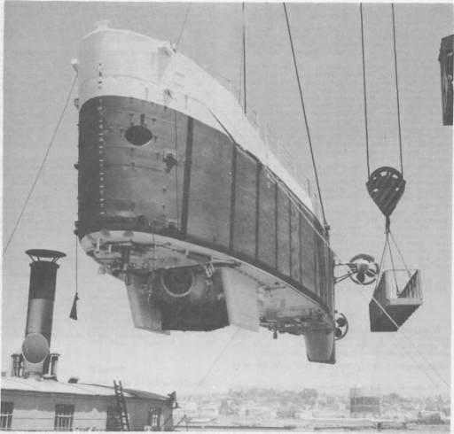 Bathyscaphe Trieste II