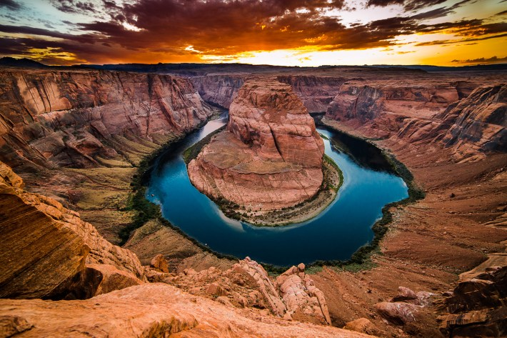 Image result for Horseshoe Bend, United States