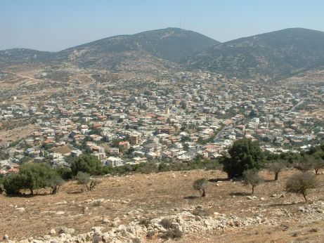 hurfeish native village of lt. col. kheireddine