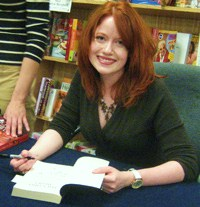 English: American author Richelle Mead (born N...