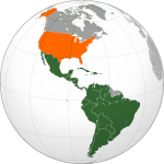 Latin America United States Relations Wikipedia