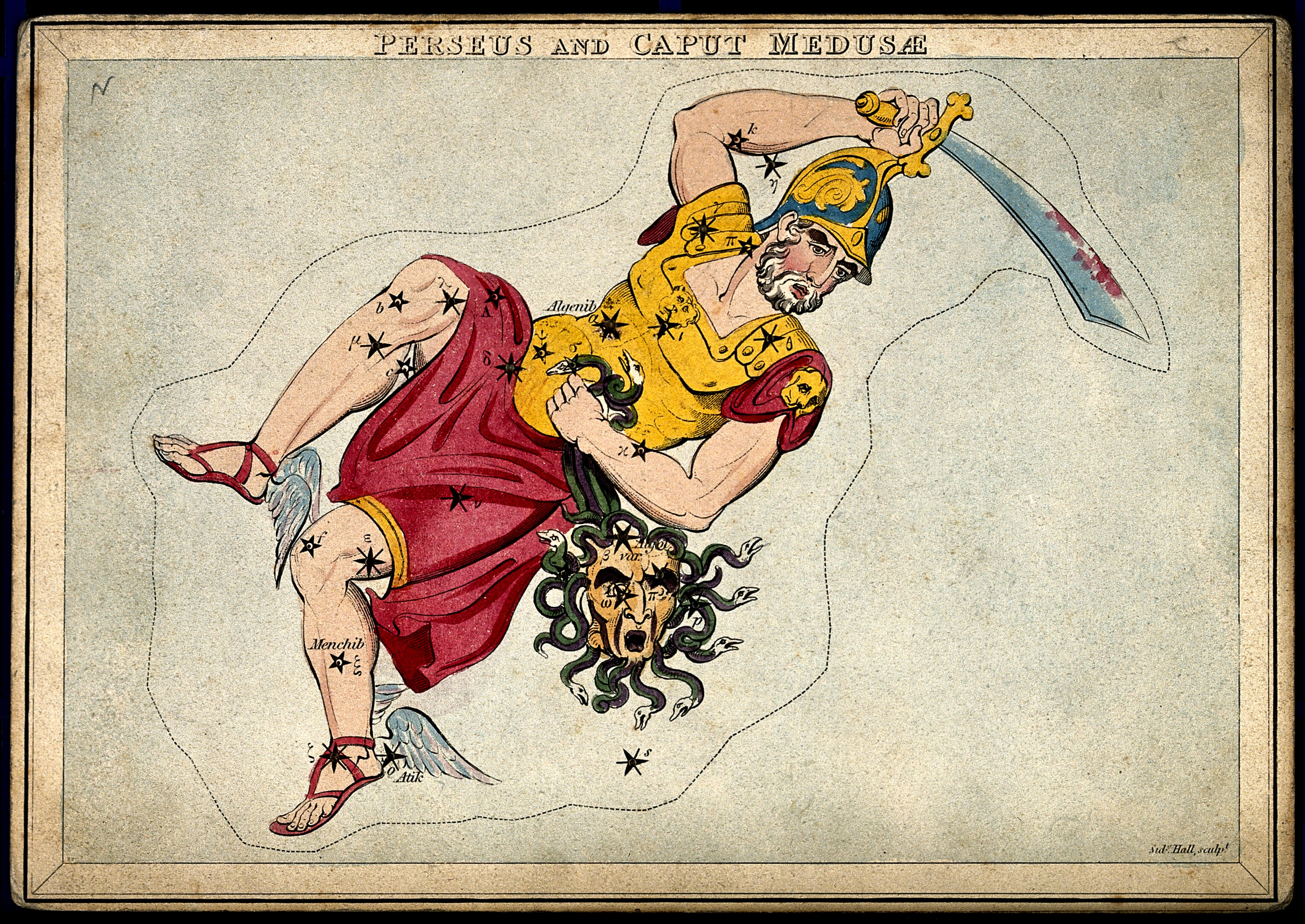 File Astrology Signs Of The Zodiac Perseus With Medusa S