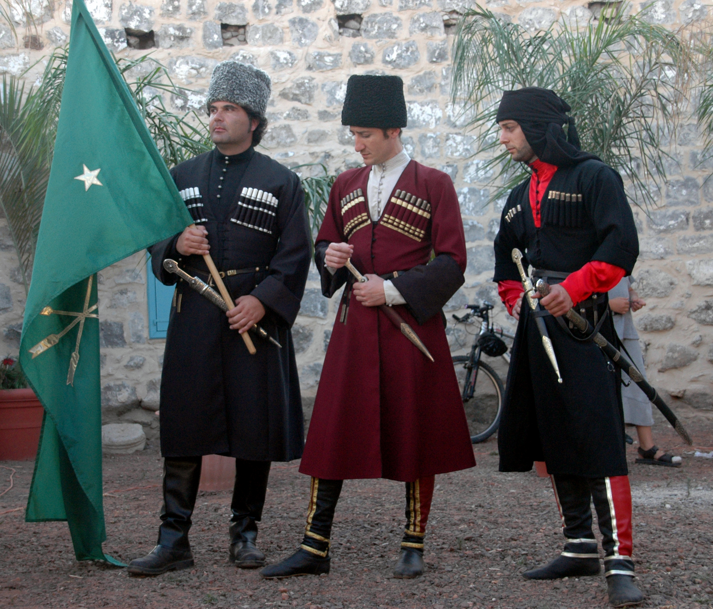 File Circassians In Israel