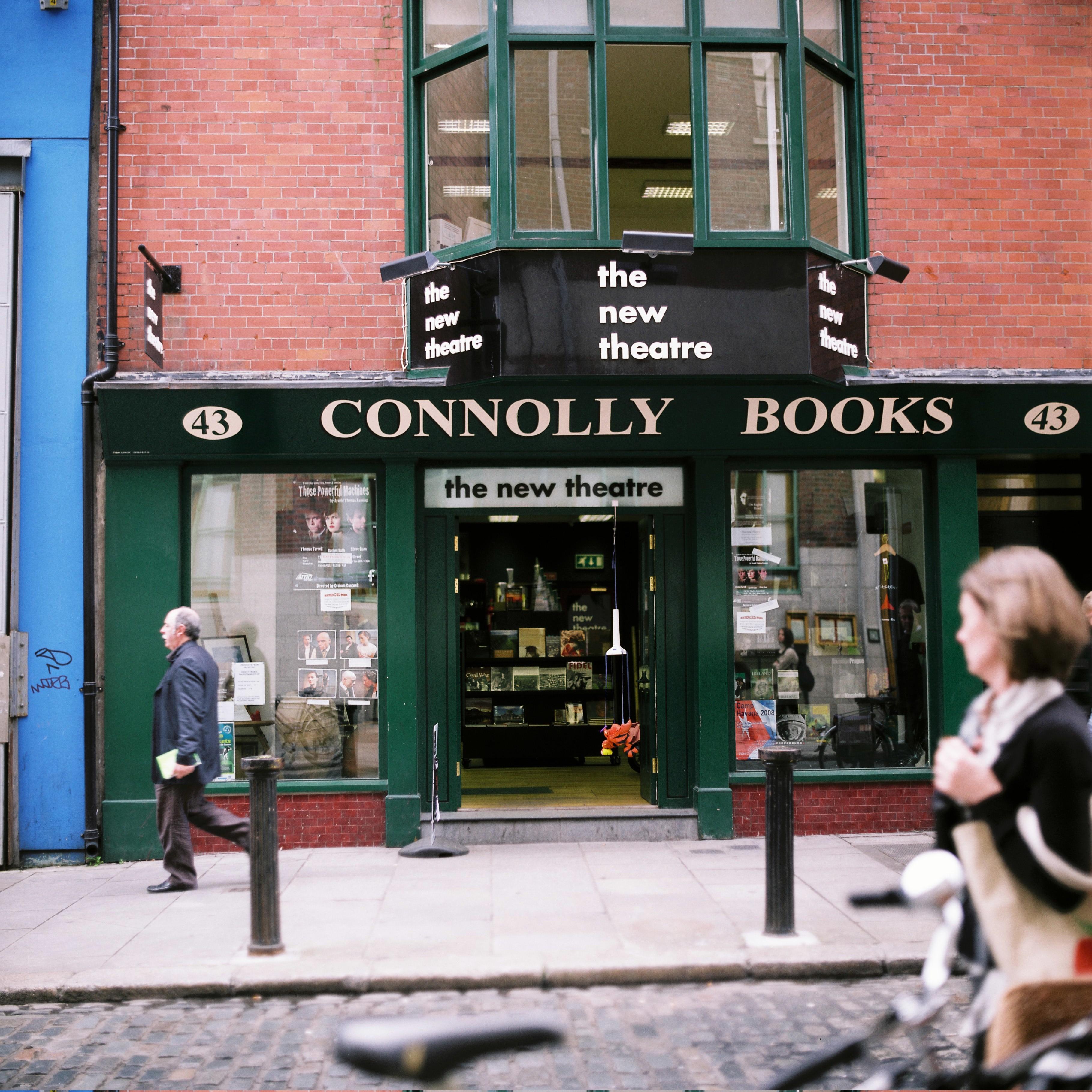 Connelly Books, 43 East Essex ßtreet, Dublin 2