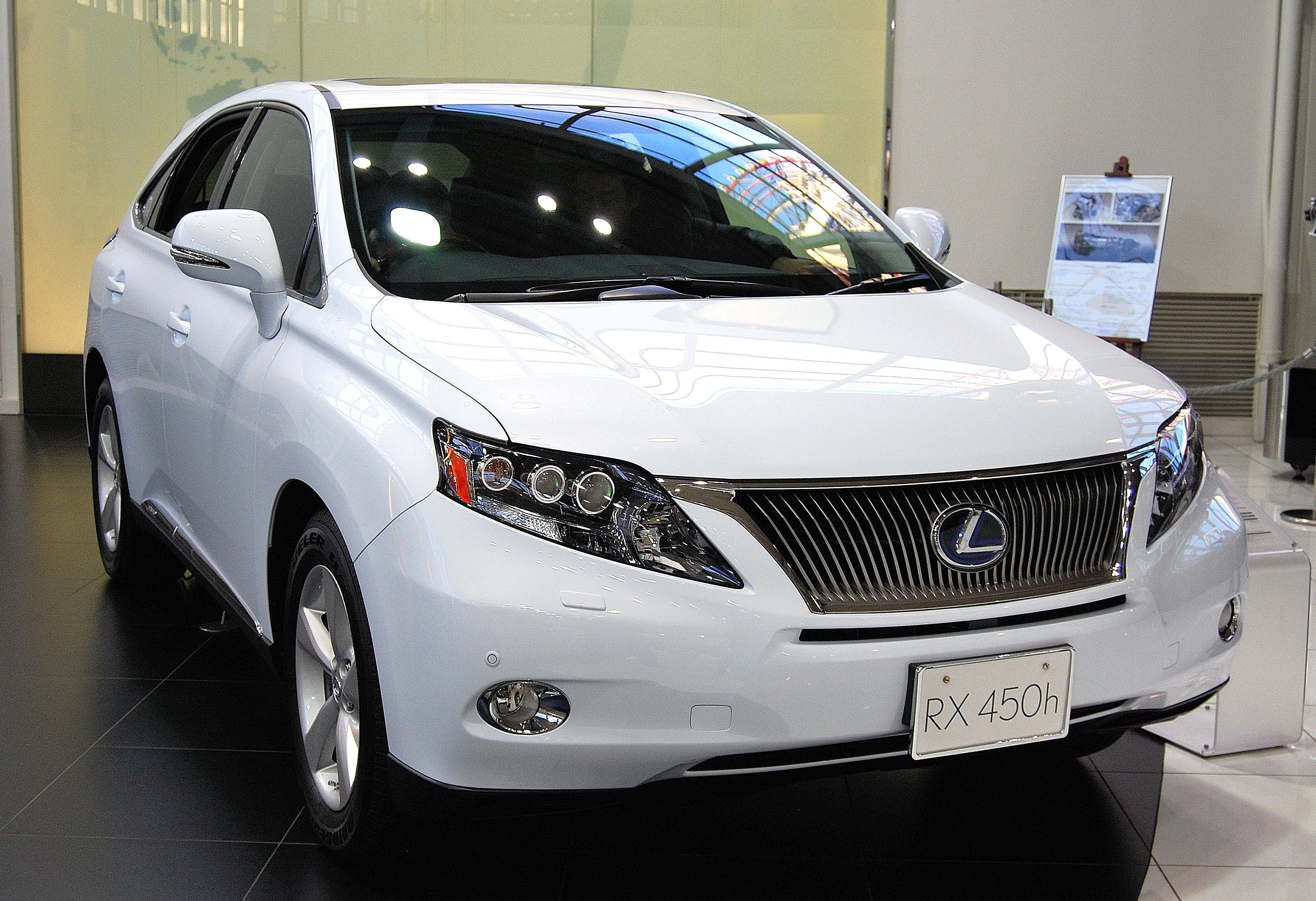 File Lexus RX 450h Wikimedia mons