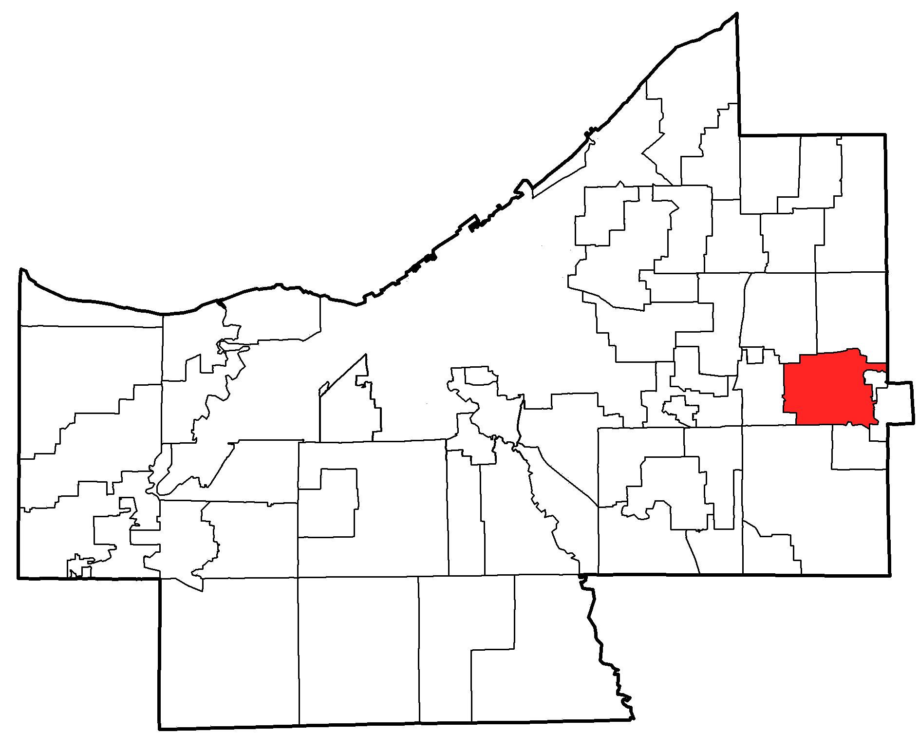 Moreland Hills Ohio