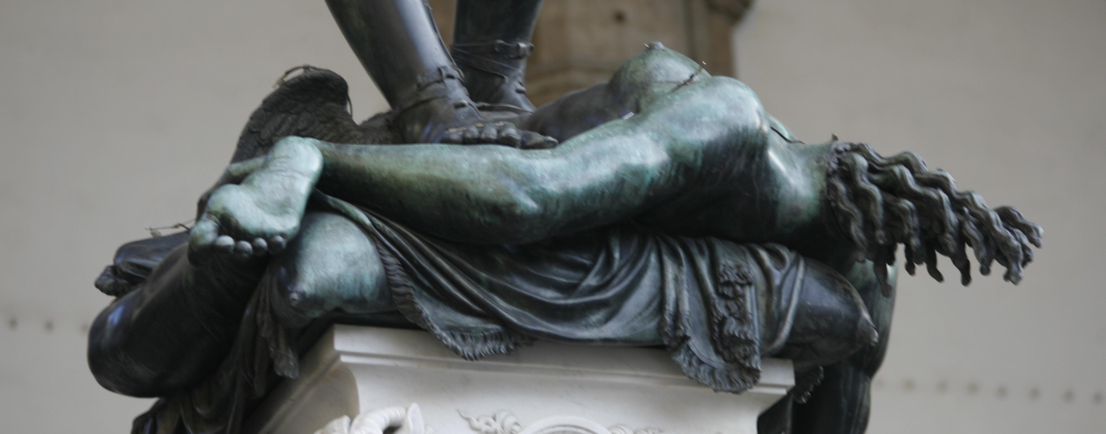 Perseus With The Head Of Medusa Benvenuto Cellini
