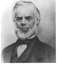 Phineas P. Quimby, (1802 – 1866)