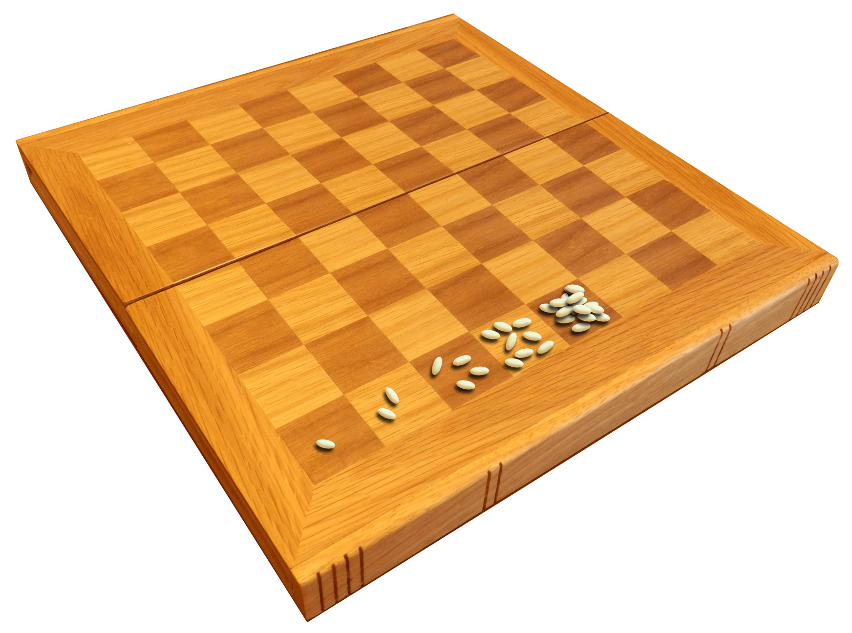 Wheat And Chessboard Problem