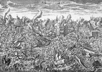 erdbeben von lissabon