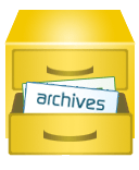 Another icon for the Archive box template. Mad...