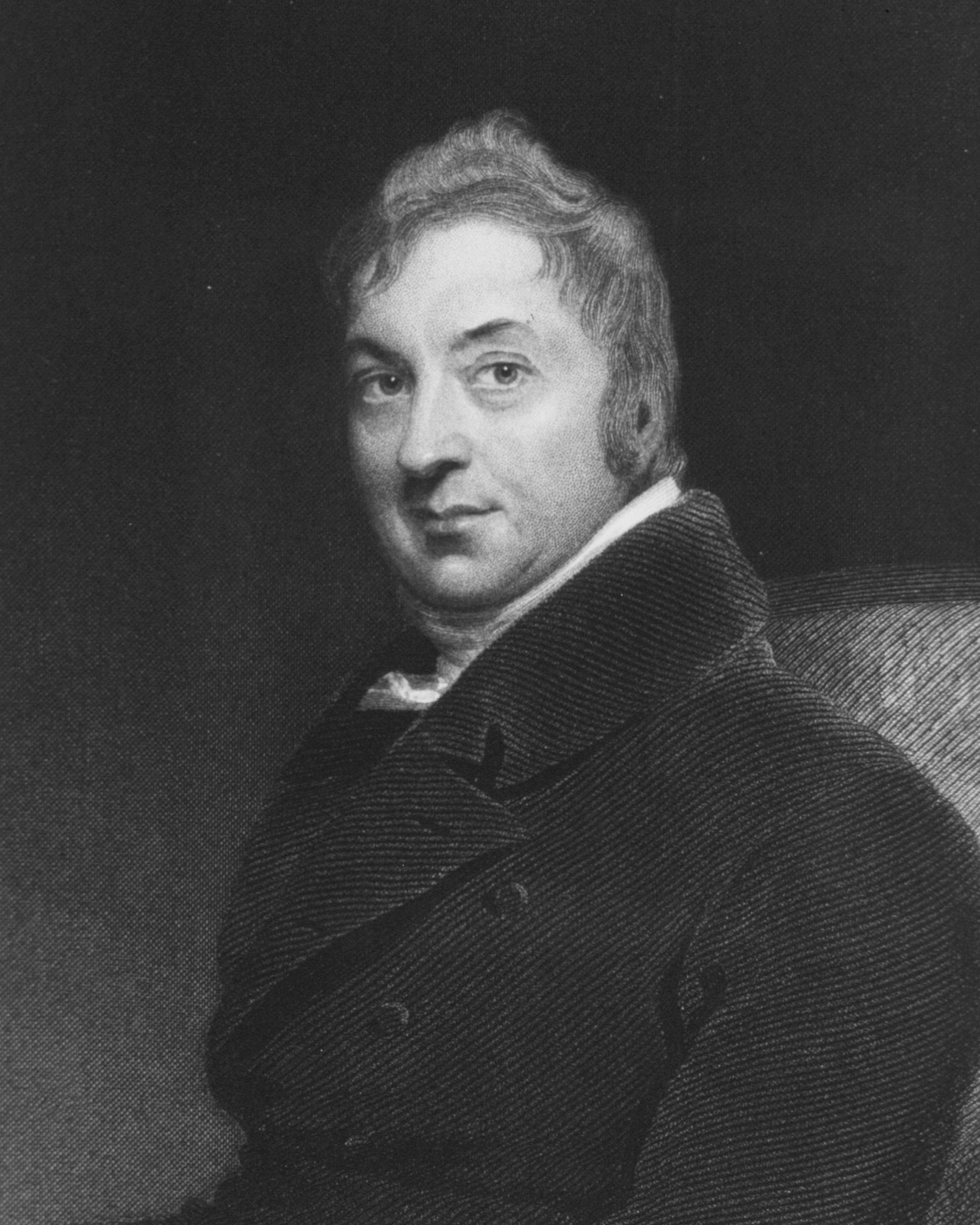 Pioneer of the Smallpox vaccine. Edward Jenner
