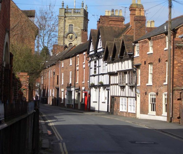Photo of High Street, Bewdley, Worcestershire