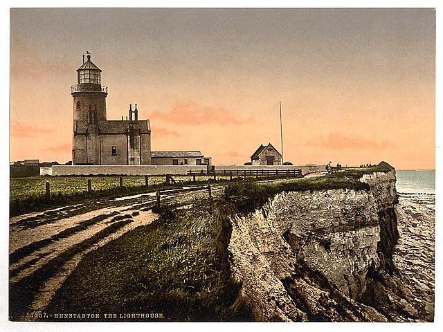 Old Hunstanton Lighthouse Wikipedia