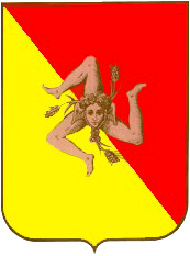 English: Coat of arm of Sicily