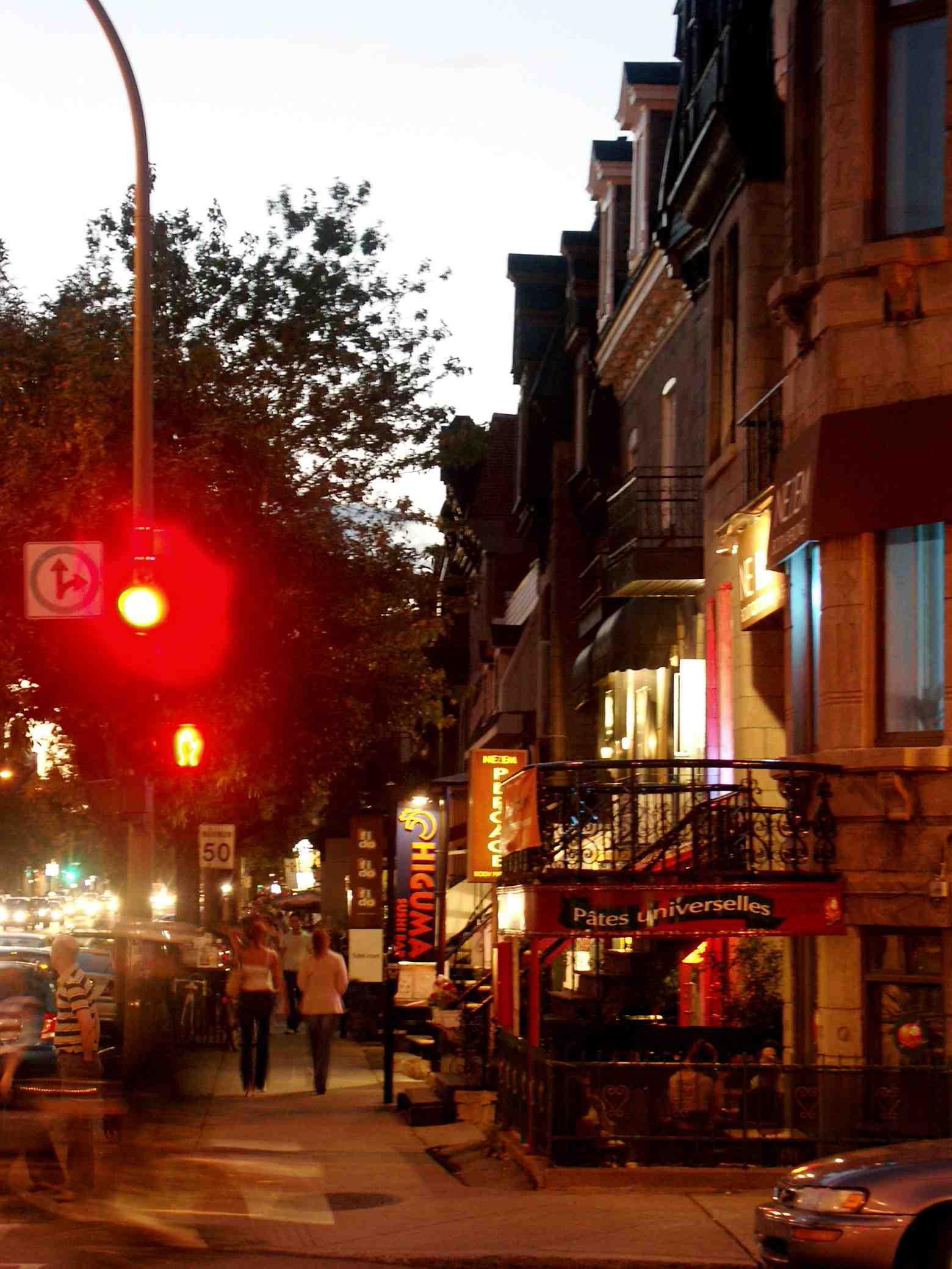 File Rue Saint Denis Plateau Mont Royal Montr 233 Al 2005