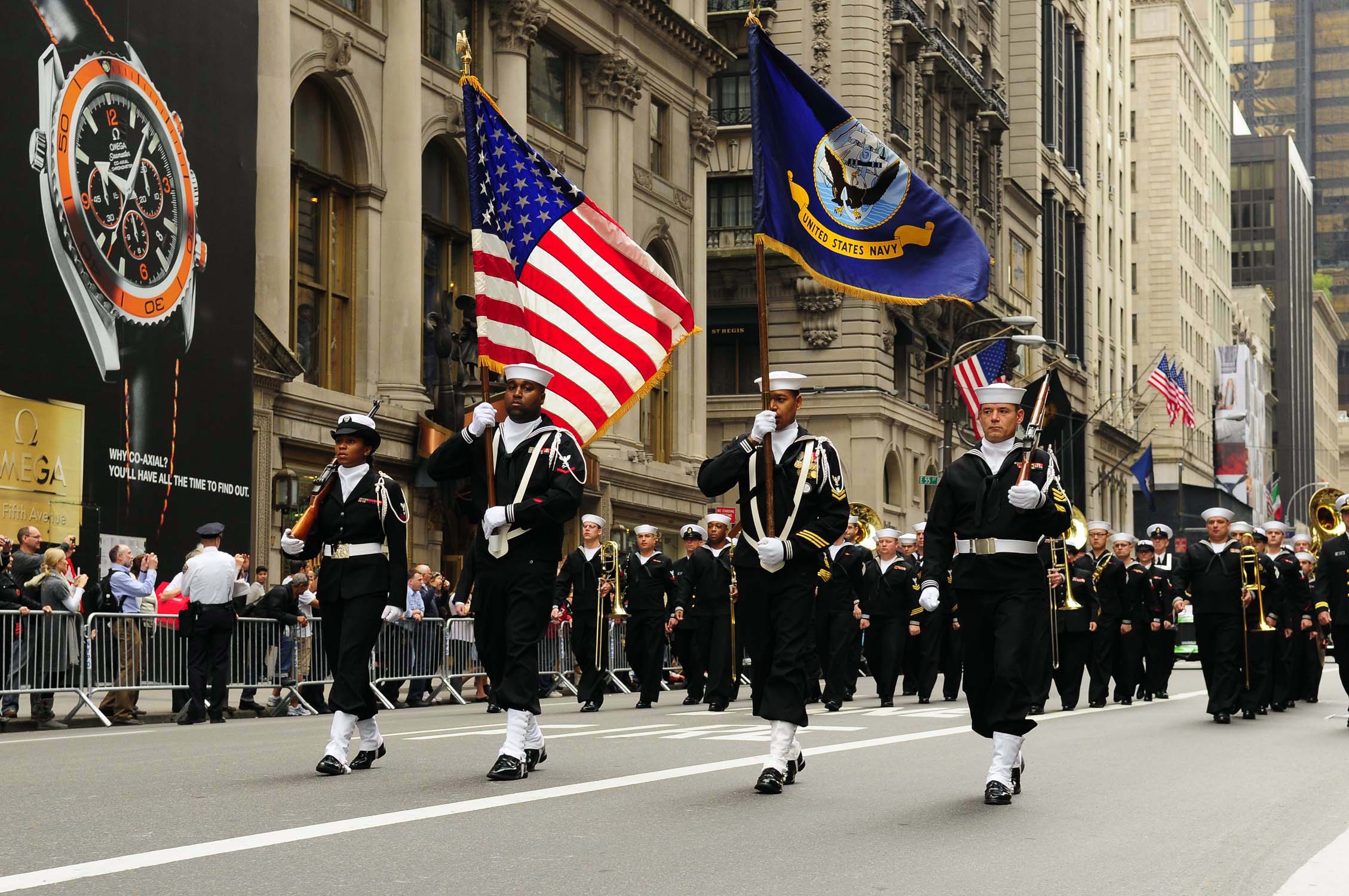 Get Ready For The Columbus Day Parade