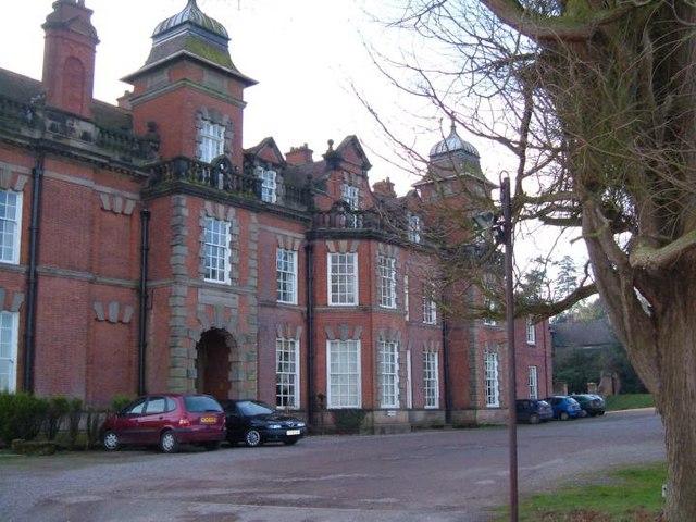 Woodcote Hall