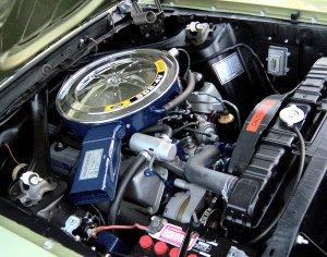 Ford Boss 302 engine  Wikipedia