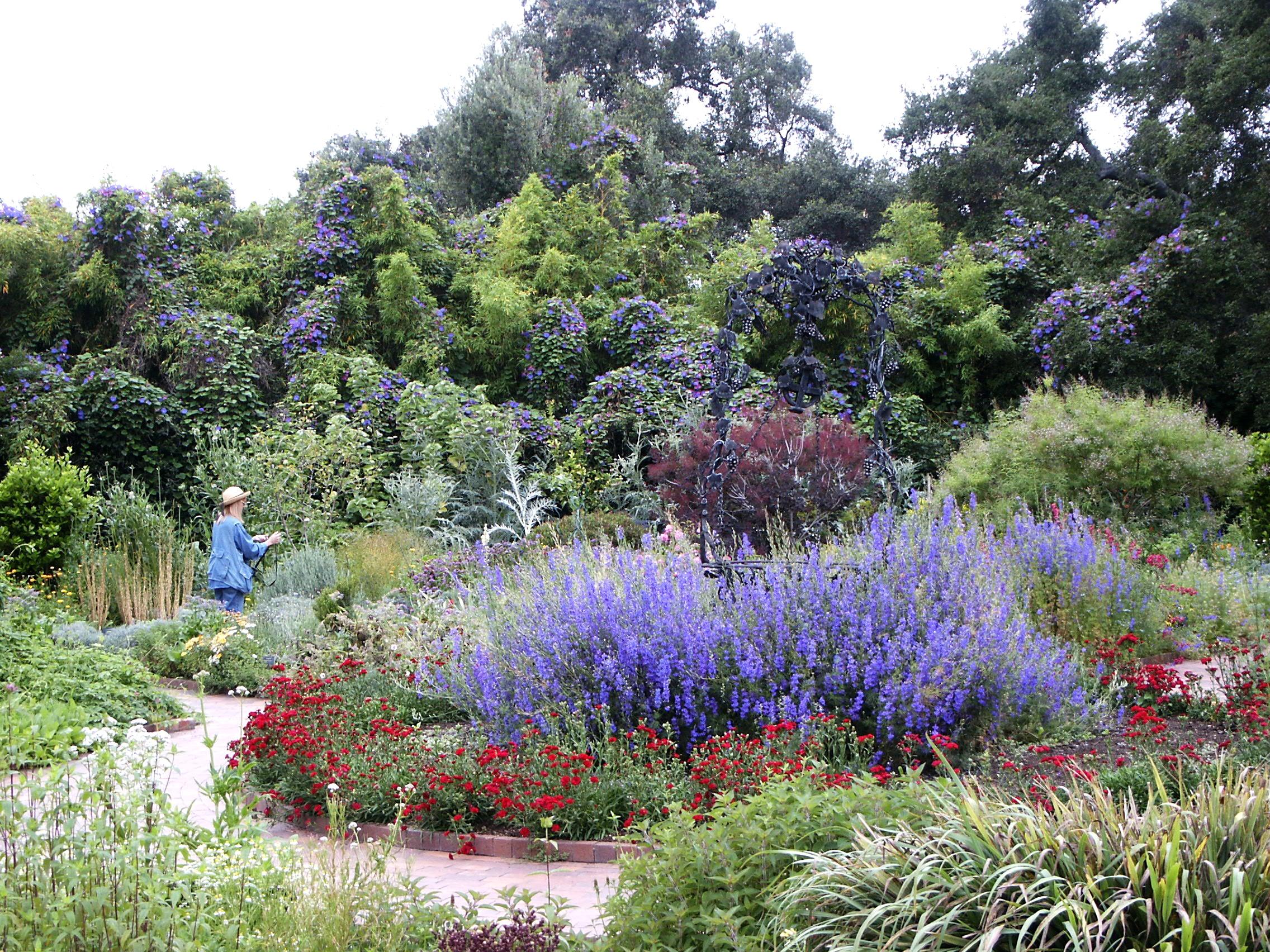 Cottage Herb Garden