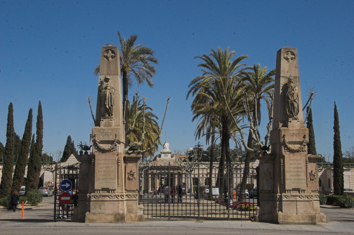 Cementerio De Pueblo Nuevo